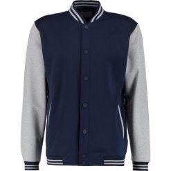 Bejsbolówki męskie: Minimum LOWCROW Bluza rozpinana dark navy