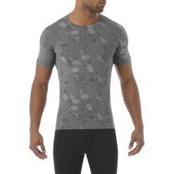 Asics Koszulka męska Focus Tight GPX szara r. M (141808 0720). Szare koszulki sportowe męskie Asics, m. Za 128,14 zł.