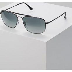 RayBan THE COLONEL Okulary przeciwsłoneczne black. Czarne okulary przeciwsłoneczne męskie aviatory Ray-Ban. Za 679,00 zł.