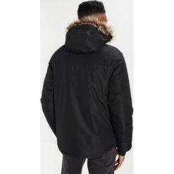 Pier One SKIING RIP STOP Kurtka zimowa black. Czarne kurtki męskie zimowe marki Pier One, m, z materiału. Za 379,00 zł.