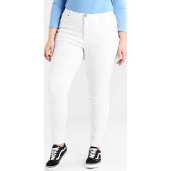 ADIA MILAN PANT FANTASY Jeans Skinny Fit white. Białe jeansy damskie ADIA. Za 379,00 zł.