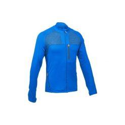 Kurtka polarowa FH500 Helium męska. Białe kurtki męskie marki KIPSTA, z elastanu. Za 129,99 zł.