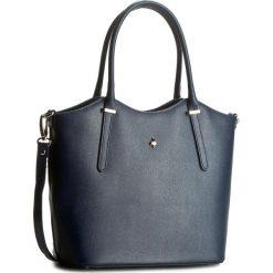 Torebka CREOLE - K10336 Granatowy. Niebieskie torebki klasyczne damskie Creole, ze skóry. W wyprzedaży za 259,00 zł.