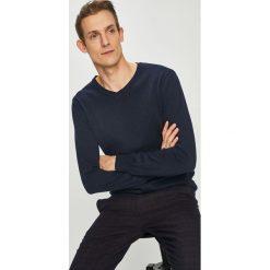 Medicine - Sweter Basic. Szare swetry klasyczne męskie MEDICINE, l, z bawełny. Za 99,90 zł.