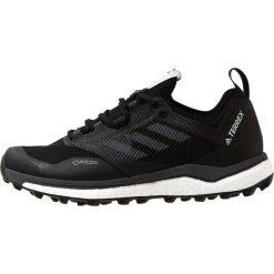 Adidas Performance TERREX AGRAVIC XT GTX Obuwie do biegania Szlak core black/grey/ash green. Brązowe buty do biegania damskie marki adidas Performance, z gumy. Za 749,00 zł.