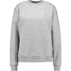 Tommy Jeans CLASSICS Bluza light grey. Szare bluzy rozpinane damskie Tommy Jeans, l, z bawełny. Za 349,00 zł.