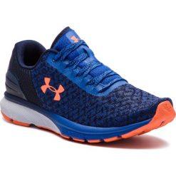 Buty UNDER ARMOUR - Ua Charged Escape 2 3020333--402 Blu. Niebieskie buty do biegania męskie Under Armour, z materiału. Za 349,95 zł.