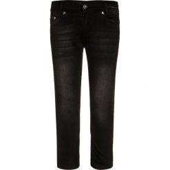Chinosy chłopięce: Blue Effect Jeansy Slim Fit black
