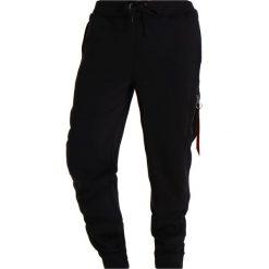 Spodnie dresowe męskie: Alpha Industries X FIT PANT Spodnie treningowe black