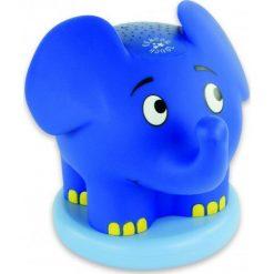 Maskotka-kołysanka Starlight Die Maus Elephant. Niebieskie przytulanki i maskotki Ansmann. Za 111,32 zł.