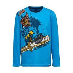 """T-shirty chłopięce z długim rękawem: Koszulka """"M-72170"""" w kolorze niebieskim"""