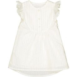 Sukienki niemowlęce: Sukienka w srebrne prążki 1 miesiąc – 3 lata