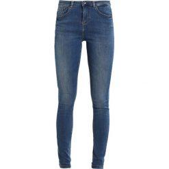 B.young LOLA LUNI  Jeansy Slim Fit antique blue. Niebieskie jeansy damskie b.young, z bawełny. Za 169,00 zł.
