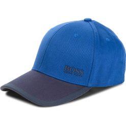 Czapka z daszkiem BOSS - Cap 15 50382415  421. Niebieskie czapki z daszkiem męskie Boss, z bawełny. W wyprzedaży za 199,00 zł.