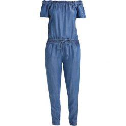 Rich & Royal Kombinezon denim blue. Niebieskie kombinezony damskie marki Rich & Royal, z denimu. Za 549,00 zł.