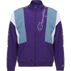 Kurtki sportowe męskie: Champion Reverse Weave FULL ZIP TOP Kurtka sportowa purple