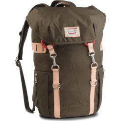 Plecak DOUGHNUT - D201-4803-F Arizona Army. Zielone plecaki męskie Doughnut, z materiału. W wyprzedaży za 289,00 zł.