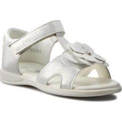 Sandały dziewczęce: Sandały NELLI BLU – C16SS166-5 Srebrny