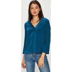 Vero Moda - Bluzka. Niebieskie bluzki nietoperze marki Vero Moda, z bawełny. Za 129,90 zł.