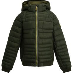 CMP BOY SNAPS HOOD Kurtka zimowa loden. Brązowe kurtki dziewczęce sportowe marki CMP, na zimę, z materiału. W wyprzedaży za 139,50 zł.