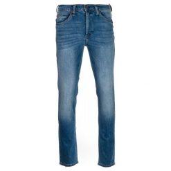 Mustang Jeansy Męskie Tramper Tapered 31/32 Niebieski. Czarne jeansy męskie marki Mustang, l, z bawełny, z kapturem. Za 349,00 zł.