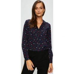 Noisy May - Koszula. Czarne koszule wiązane damskie Noisy May, l, z materiału, casualowe, z długim rękawem. W wyprzedaży za 99,90 zł.