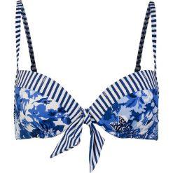 Stroje dwuczęściowe damskie: Biustonosz bikini w kolorze niebieskim