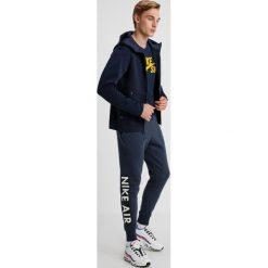 Bejsbolówki męskie: Nike Sportswear HOODIE Bluza rozpinana obsidian/white