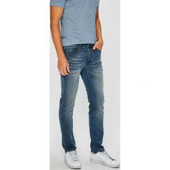 Medicine - Jeansy Arty Dandy. Niebieskie jeansy męskie slim marki MEDICINE, z bawełny. Za 169,90 zł.