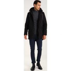 Płaszcze męskie: Ragwear MR SMITH Płaszcz zimowy black