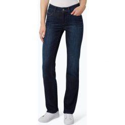 Cambio - Jeansy damskie - Norah, niebieski. Niebieskie spodnie z wysokim stanem Cambio, z jeansu. Za 399,95 zł.