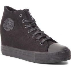 Sneakersy damskie: Sneakersy BIG STAR - BB274090 Black