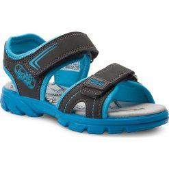 Sandały chłopięce: Sandały SUPERFIT – 2-00181-06 D Stone Combi
