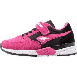 Trampki dziewczęce: KangaROOS CHINU Tenisówki i Trampki jet black/blossom pink