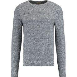 Swetry klasyczne męskie: Selected Homme SHHGRIT CREW NECK Sweter mood indigo