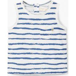 Odzież dziecięca: Mango Kids – T-shirt dziecięcy Anton 80-104 cm