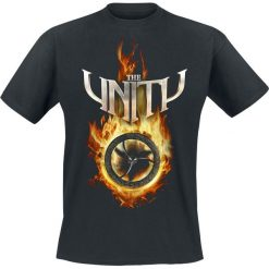 T-shirty męskie: The Unity Rise T-Shirt czarny