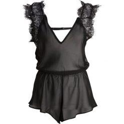Piżamy damskie: BlueBella MARINA TEDDY Piżama black