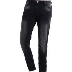 Spodnie męskie: Cars Jeans ANCONA  Jeansy Slim Fit black used