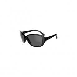 Okulary przeciwsłoneczne MH 120 polaryzacyjne kategoria 3. Czarne okulary przeciwsłoneczne damskie QUECHUA. Za 59,99 zł.