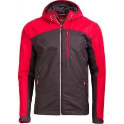 Kurtka miejska męska KUM603 - czerwony - Outhorn. Czerwone kurtki męskie przejściowe Outhorn, na lato, m, z materiału. W wyprzedaży za 99,99 zł.