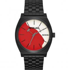 Nixon Metallica - Kill ´Em All Zegarek na rękę czarny. Czarne zegarki męskie Nixon, szklane. Za 509,90 zł.