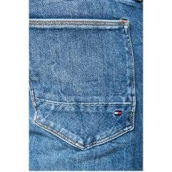 Tommy Hilfiger - Jeansy Bleecker. Szare jeansy męskie TOMMY HILFIGER, z jeansu. W wyprzedaży za 329,90 zł.