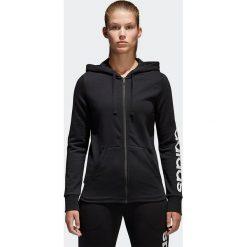 Bluzy sportowe damskie: BLUZA ADIDAS ESS LIN FZ HD