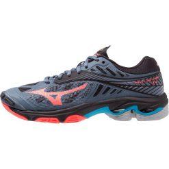 Mizuno WAVE LIGHTNING Z4 Obuwie do siatkówki ombre blue/coral. Niebieskie buty do fitnessu damskie Mizuno, z gumy, mizuno wave. Za 589,00 zł.