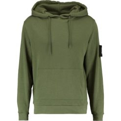 Bluzy męskie: Resteröds ORIGINAL Bluza z kapturem army
