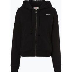 Levi's - Damska bluza rozpinana, czarny. Czarne bluzy rozpinane damskie Levi's®, m. Za 279,95 zł.