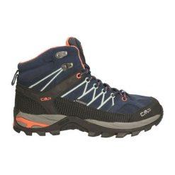 Buty trekkingowe damskie: Campagnolo Buty damskie Rigel MID Trekking WP granatowo-czarne r. 37