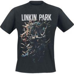 Linkin Park Stag Tour T-Shirt czarny. Czarne t-shirty męskie marki Linkin Park, s. Za 32,90 zł.