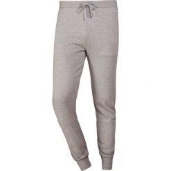 Spodnie dresowe męskie: Ron Dorff EYELET EDITION SUMMER  Spodnie treningowe grey melange